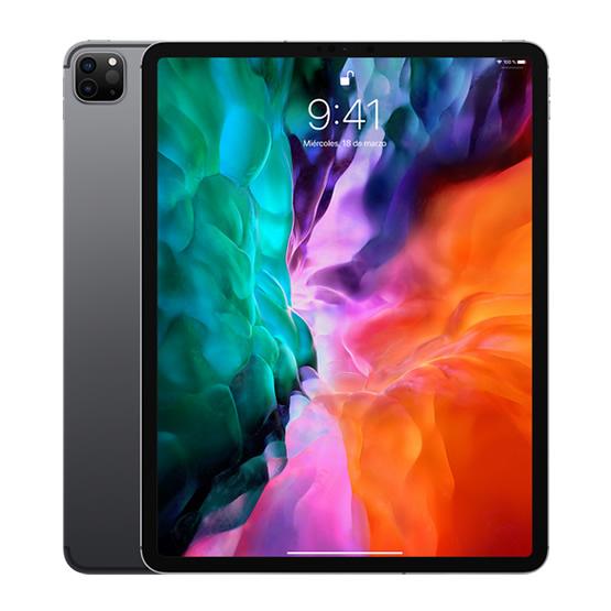 iPad Pro 12.9 WiFi + 4G 128GB - Space Gray (2020)