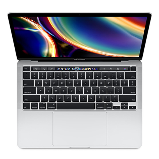 MacBook Pro 13 Touch Bar i5 2.0 GHz 512 GB - Silver (2020)