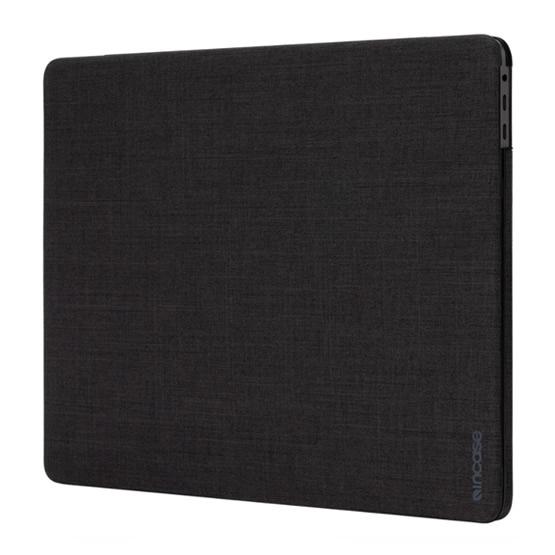 Incase Textured Hardshell MacBook Pro 16 - Graphite