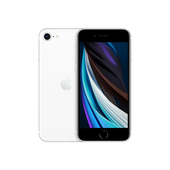 iPhone SE 128 GB - White
