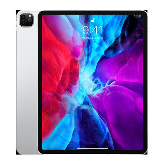 iPad Pro 12.9 WiFi + 4G 256GB - Silver (2020)