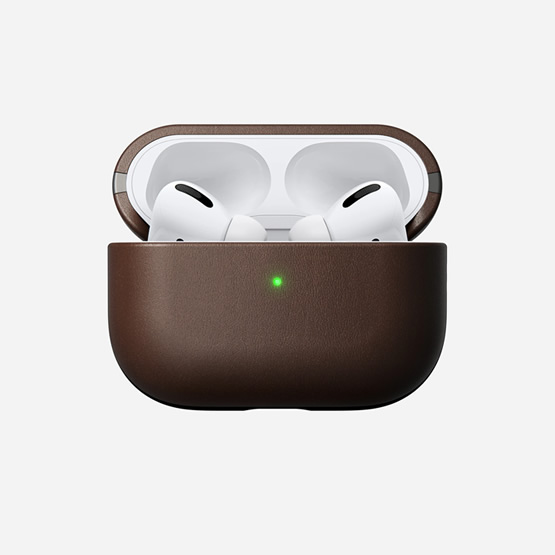 Nomad Airpods Pro Case - Brown