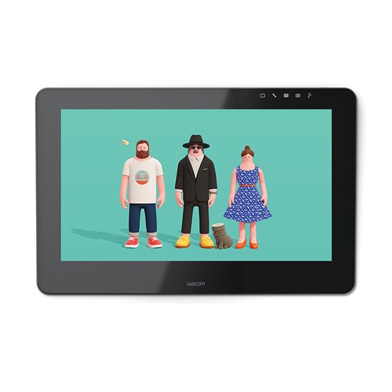 Wacom Cintiq Pro 16 Graphic Tablet Link Plus - Black