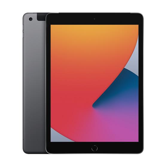 iPad 10.2 Wi-Fi + 4G 32 GB - Space Gray (2020)