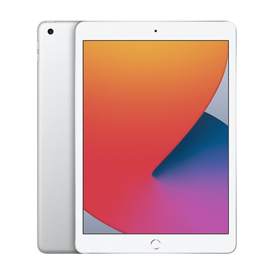 iPad 10.2 Wi-Fi 32 GB - Silver (2020)