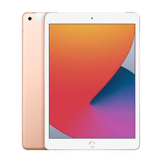 iPad 10.2 Wi-Fi + 4G 32 GB - Gold (2020)
