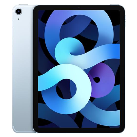 iPad Air 10.9 Wi-Fi + 4G 256GB - Sky Blue (2020)