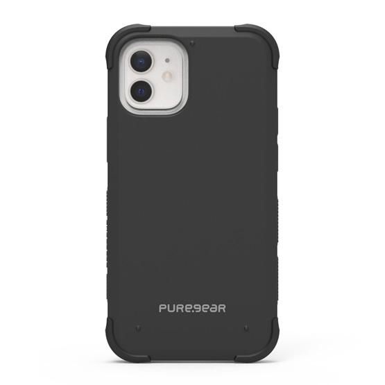 PureGear DualTek Clear iPhone 12 Mini - Black