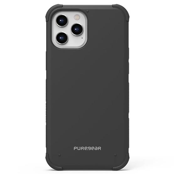 PureGear DualTek Clear iPhone 12 Pro Max - Black