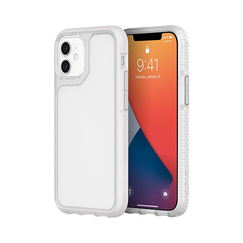 Griffin Survivor Strong iPhone 12 Mini - Clear