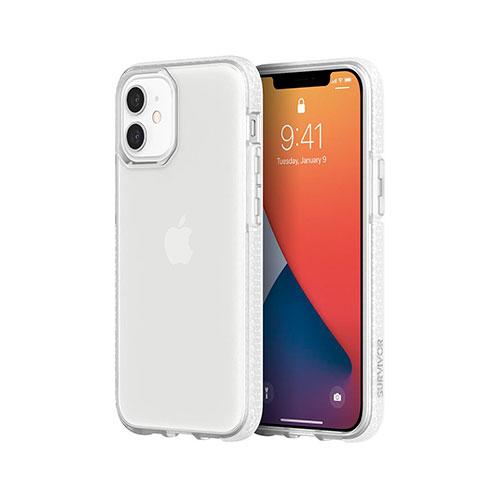 Griffin Survivor Clear iPhone 12 Mini  - Clear