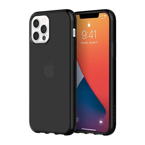 Griffin Survivor Clear iPhone 12/12 pro  - Black