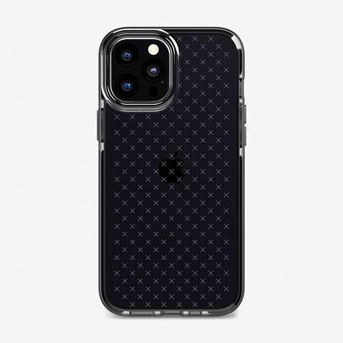 Tech21 Evo Check iPhone 12/12 Pro - Smokey/Black