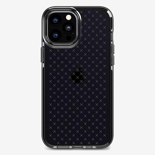 Tech21 Evo Check iPhone 12 Pro Max - Smokey/Black