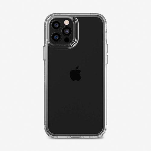 Tech21 Evo Clear iPhone 12/12 Pro - Clear