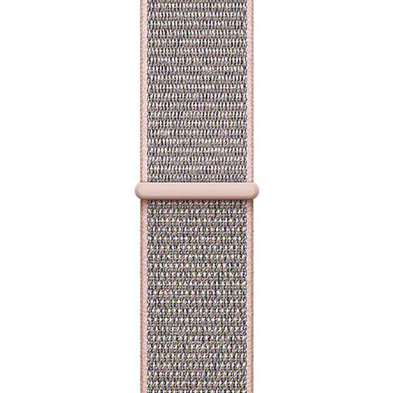 Apple Watch Sport Loop - 44mm - Pink Sand
