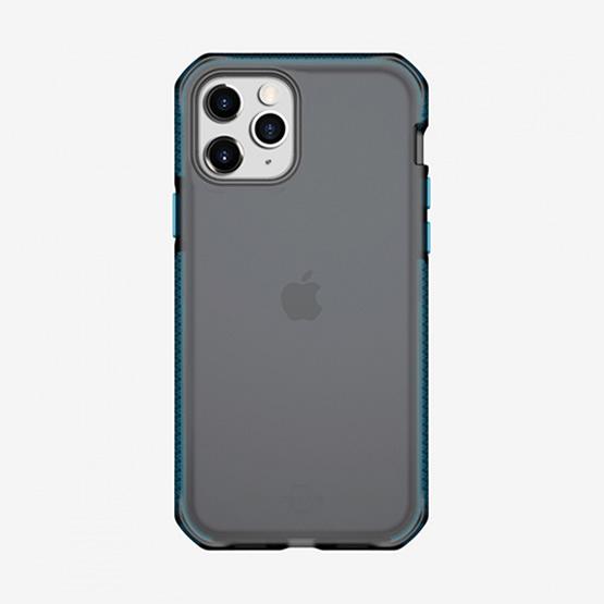 ItSkins Supreme Frost iPhone 12 / iPhone 12 Pro - Centurion Blue and Black