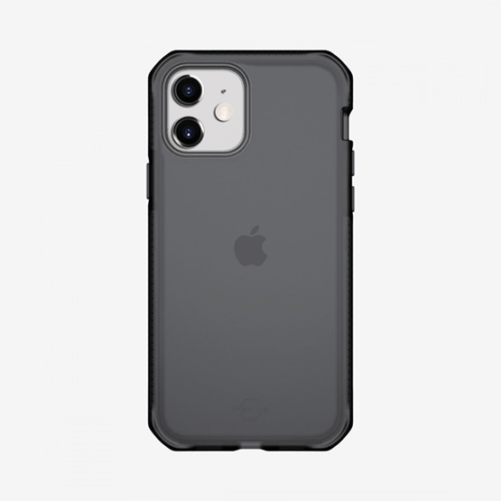 ItSkins Supreme Frost iPhone 12 Mini - Gray and Black