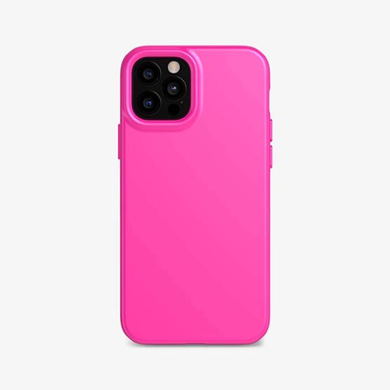 Tech21 Evo Slim iPhone 12/12 Pro - Fuchsia