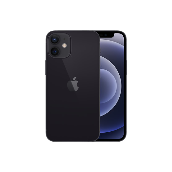 iPhone 12 mini 256 GB - Black