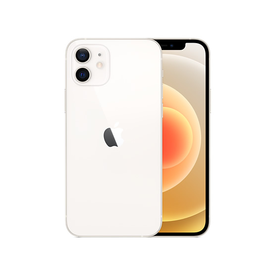 iPhone 12 256 GB - White