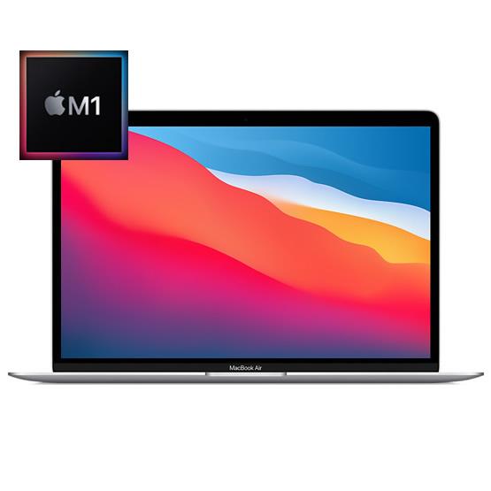 MacBook Air 13 M1 8 GB RAM 256 GB - Silver