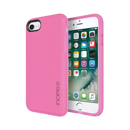 Incipio Haven iPhone 7 - Highlighter Pink/Candy Pink