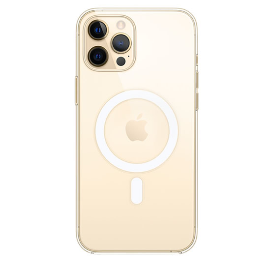 Apple Clear Case with Magsafe iPhone 12 Pro Max
