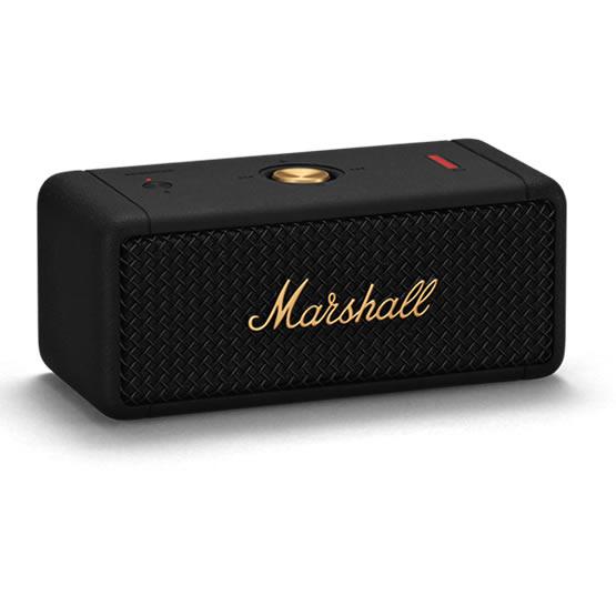Marshall Emberton - Black & Brass