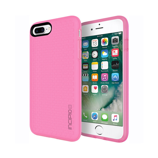 Incipio Haven iPhone 7 Plus - Highlighter Pink/Candy Pink