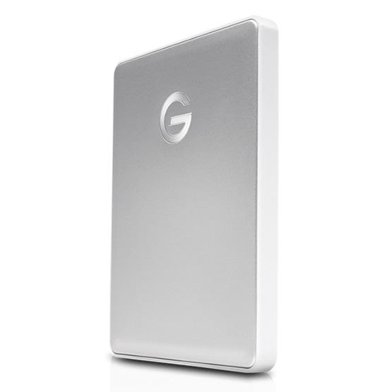 Disco Rigido Externo G-Drive 2TB USB-C - Silver