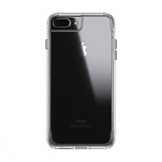 Griffin Survivor Clear iPhone 8/7/6s/6 Plus - Clear