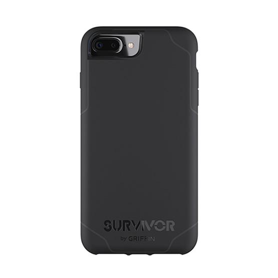 Griffin Survivor Journey iPhone 7 Plus - Black/Dark Grey