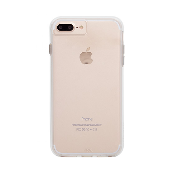 Case-Mate Naked Thoug iPhone 7 - Clear
