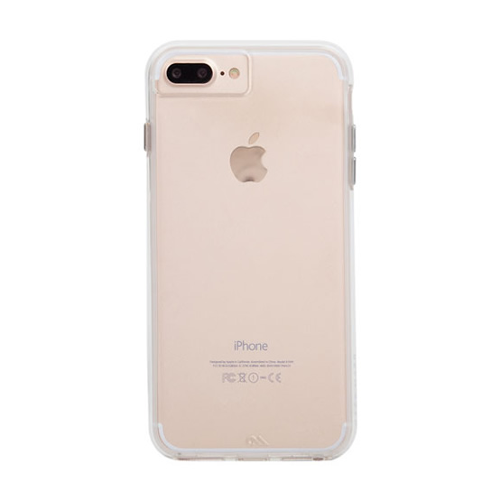Case-Mate Naked Thoug iPhone 7 Plus - Clear