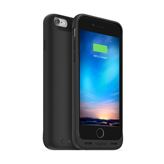 Mophie Juice Pack reserve iPhone 6/6s - Black (1840 mAh)