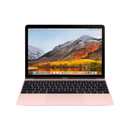 MacBook 12 i5 1.3 Ghz 512 GB - Rose Gold