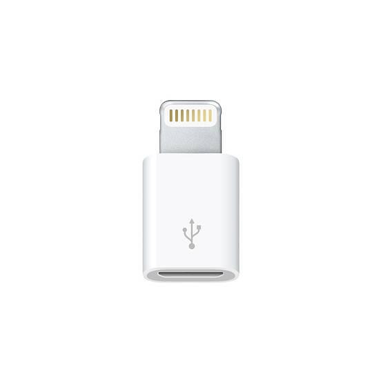 Apple Lightning a Micro USB