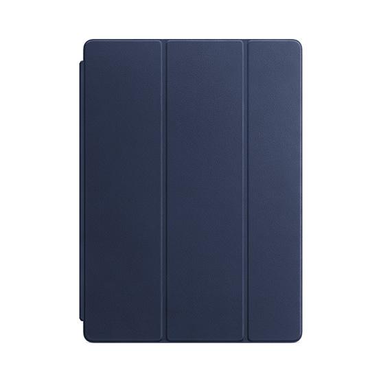 Apple Leather Smart Cover para iPad 10.2 /iPad Pro 10.5/iPad Air de 10.5  - Blue