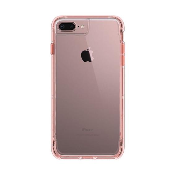 Griffin Survivor Clear iPhone 8/7/6s/6 Plus - Pink