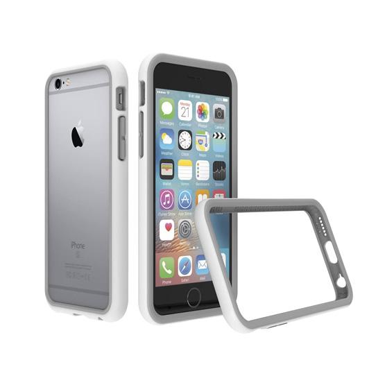 RhinoShield Bumper iPhone 6/6s - White