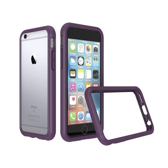 RhinoShield Bumper iPhone 6/6s - Purple