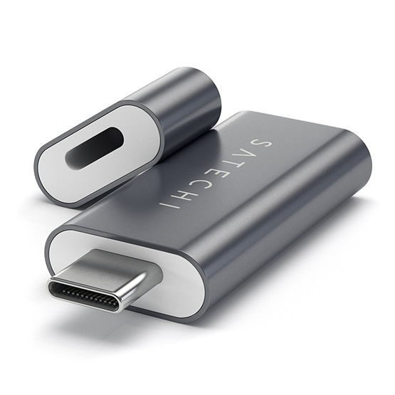 Satechi USB-C Card Reader - Space Gray