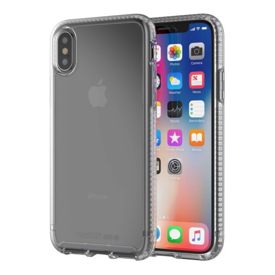 Tech21 Pure Clear iPhone X - Clear