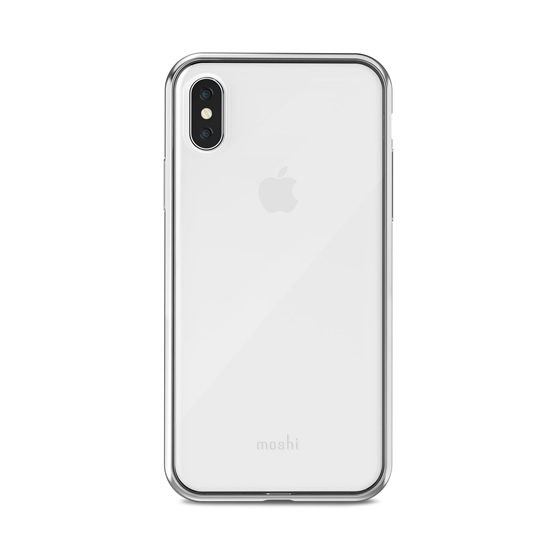 Moshi Vitros iPhone X - Clear