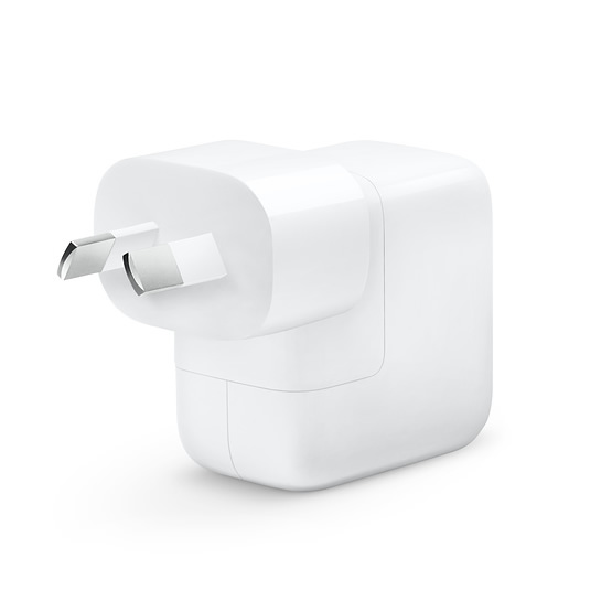 Apple USB Power Adapter 12W - iPad, iPhone y iPod