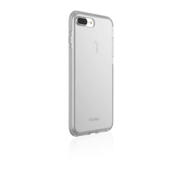 Evutec Selenium iPhone 8/7 Plus - Clear/Silver