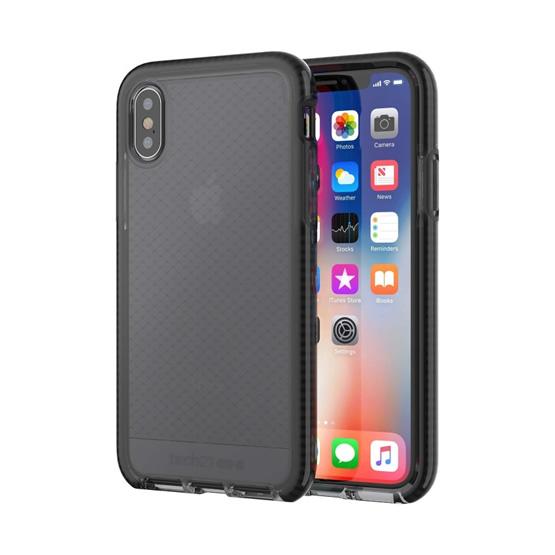 Tech21 Evo Check iPhone X - Smokey/Black