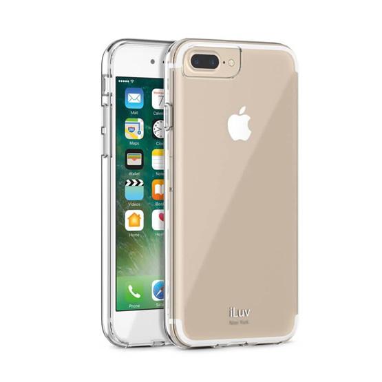 iLuv Vyneer iPhone 8/7 - Clear