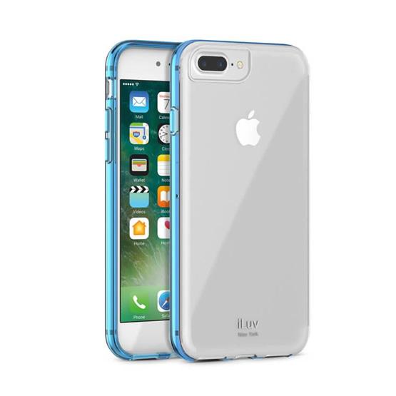 iLuv Vyneer iPhone 8/7 - Blue
